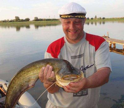 рыбалка на Ахтубе в мае
